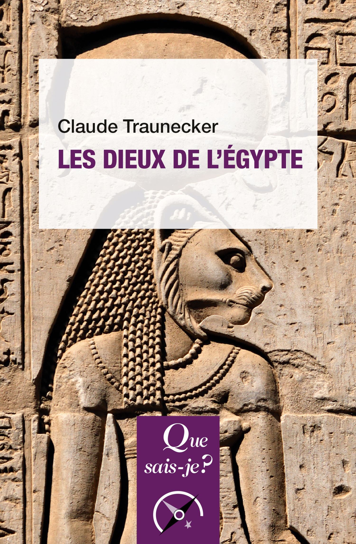 Les dieux de l'Egypte (6e édition)