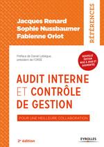 Vente EBooks : Audit interne et contrôle de gestion  - Jacques Renard - Sophie Nussbaumer - Fabienne Oriot