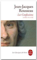Confessions tome 2 nouvelle édition 2012