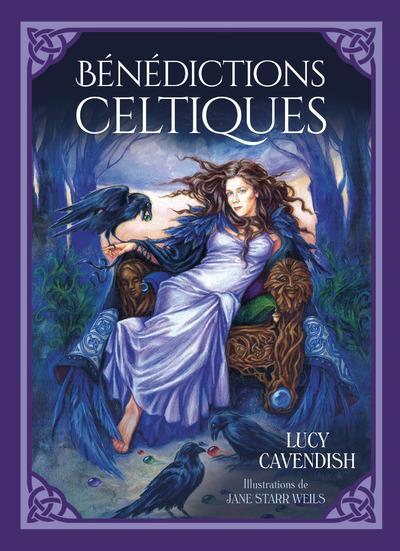 bénédictions celtiques ; cartes de bénédictions celtiques pour une vie plus riche et plus épanouie ; coffret
