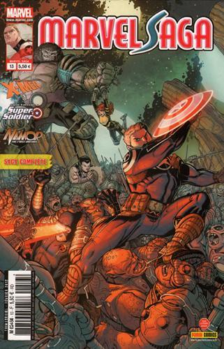 Marvel Saga 13
