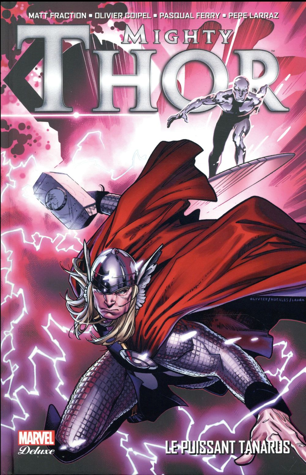 Mighty Thor t.1 ; le puissant Tanarus