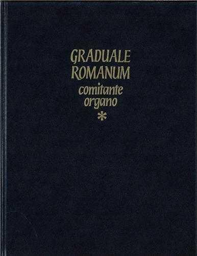 Graduale romanum comitante organo t.1