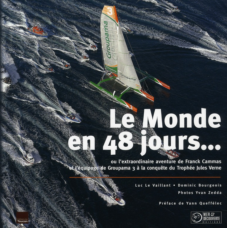 Trophée Jules Verne ; le monde en 48 jours