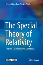 The Special Theory of Relativity  - Volker Müller - Helmut Gunther