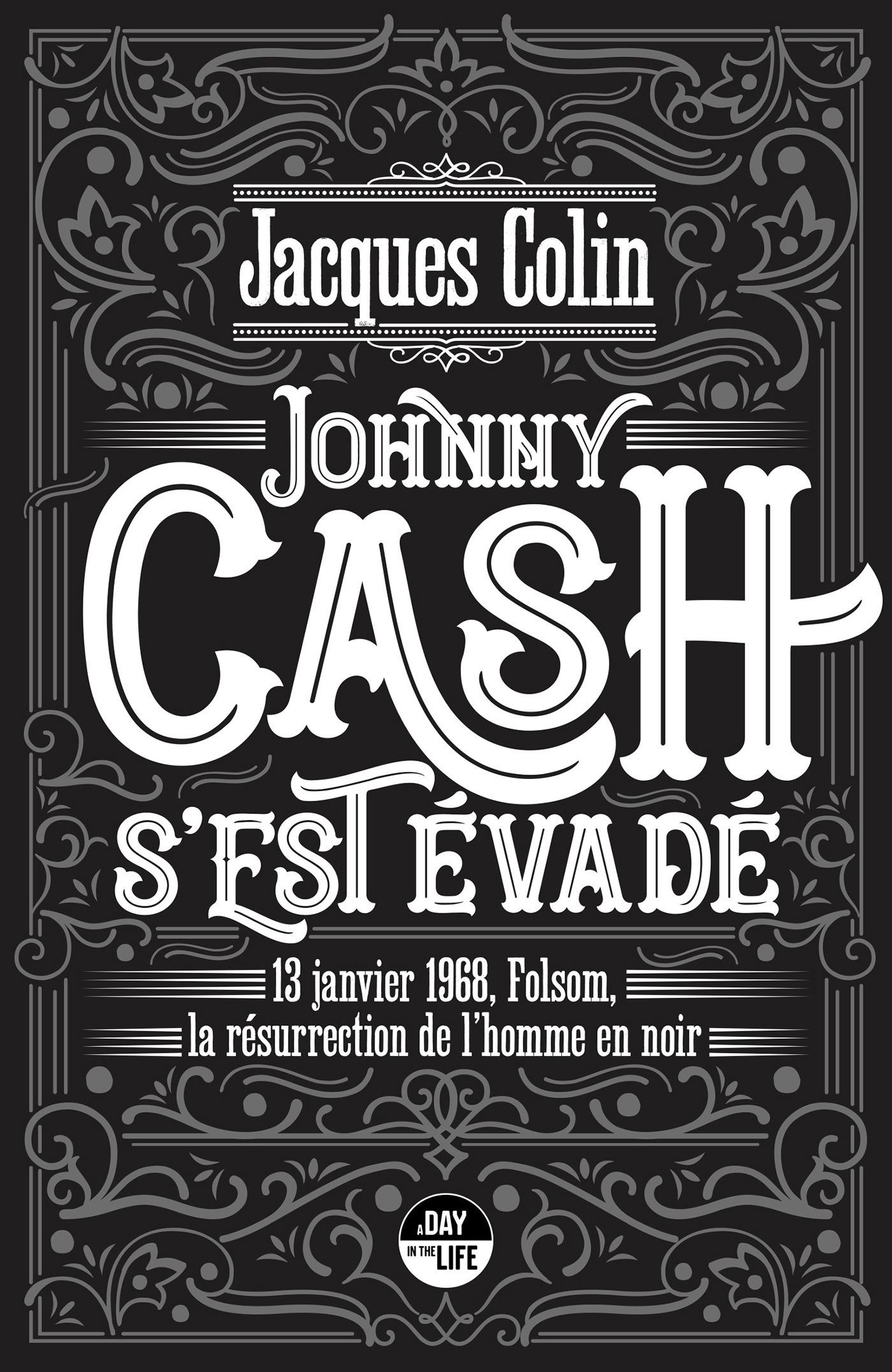 Vente EBooks : Johnny Cash s'est évadé  - Jacques Colin