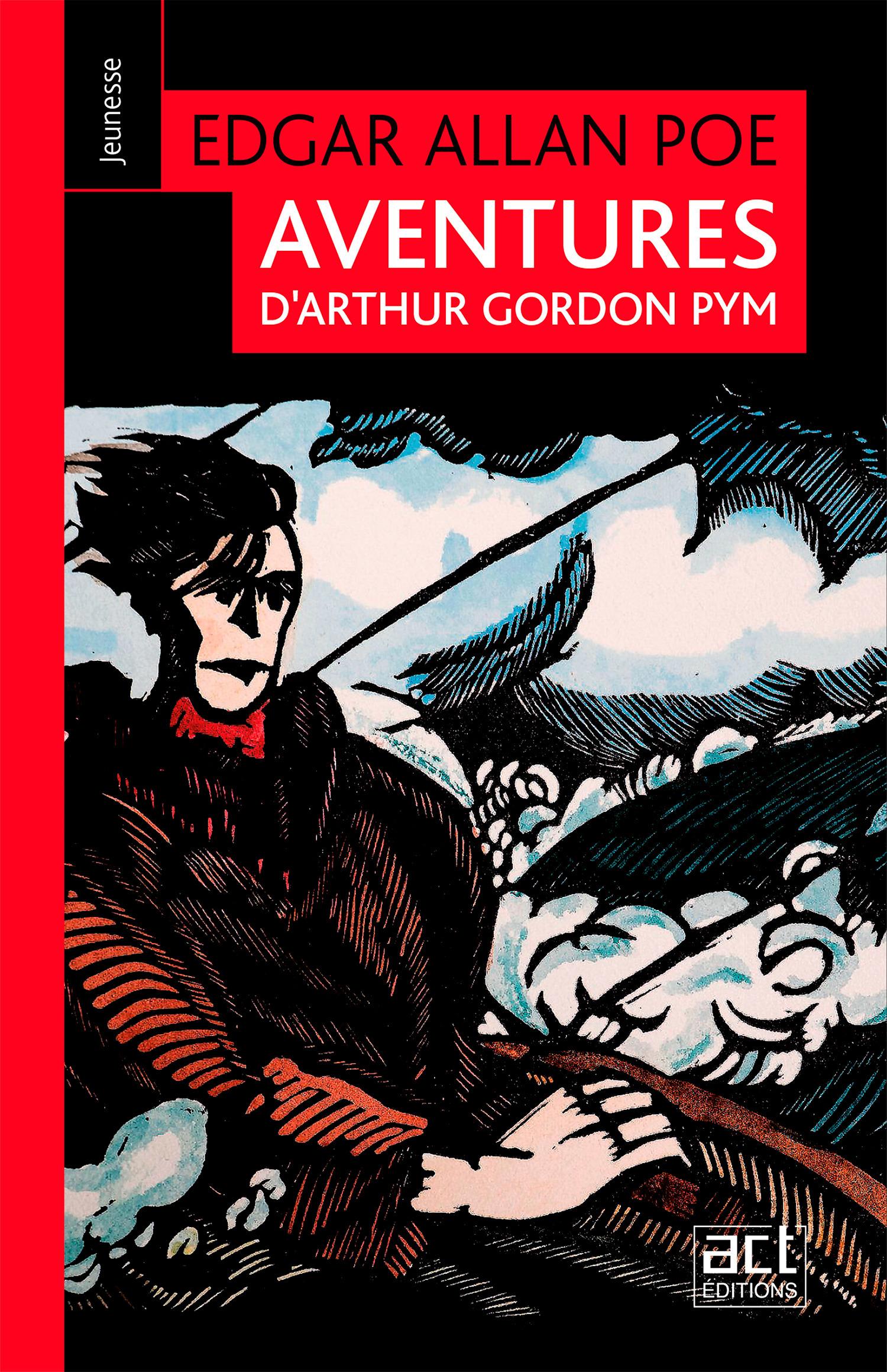 Aventures d´Arthur Gordon Pym