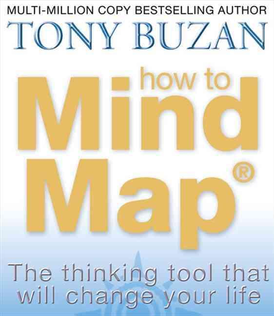 HOW TO MIND MAP - THE ULTIMATE THINGING TOOL THAT WILL CHANGE YOUR LIFE