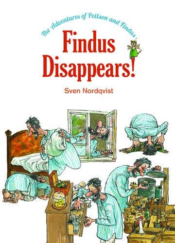 FINDUS DISAPPEARS - THE ADVENTURES OF PETTSON AND FINDUS