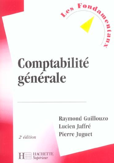 Comptabilite generale (édition 2004)