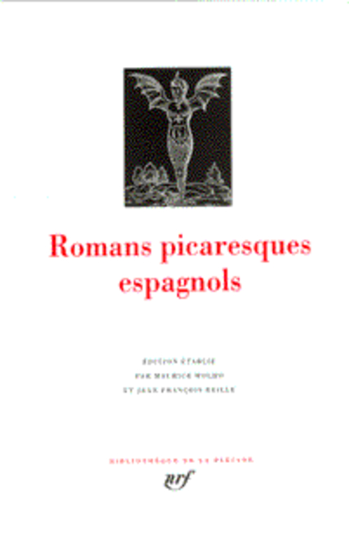 COLLECTIF - ROMANS PICARESQUES ESPAGNOLS