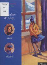 Vente Livre Numérique : La Fenêtre de neige  - Nathalie Novi - Nadine Brun-Cosme
