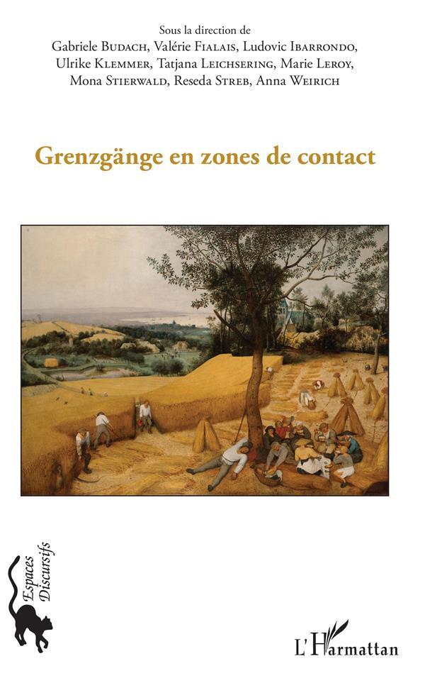 Grenzgänge en zones de contact