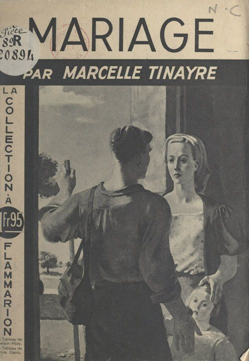 Mariage  - Marcelle Tinayre
