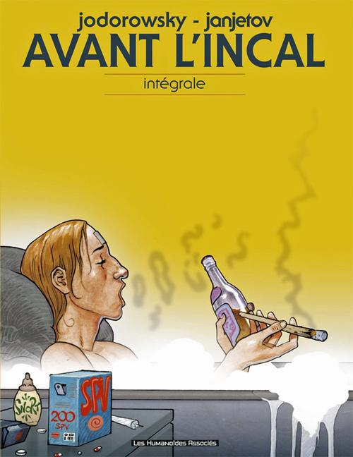 Avant L'Incal ; Integrale
