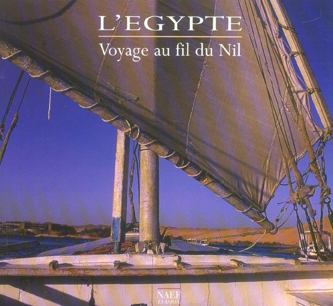 Egypte voyage au fil du nil (l')