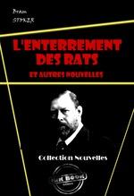 Vente Livre Numérique : L'Enterrement des rats et autres nouvelles  - Bram STOKER