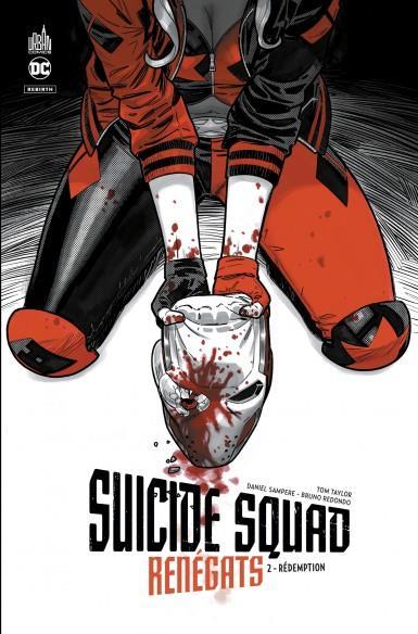 Suicide squad - renégats T.2 ; rédemption