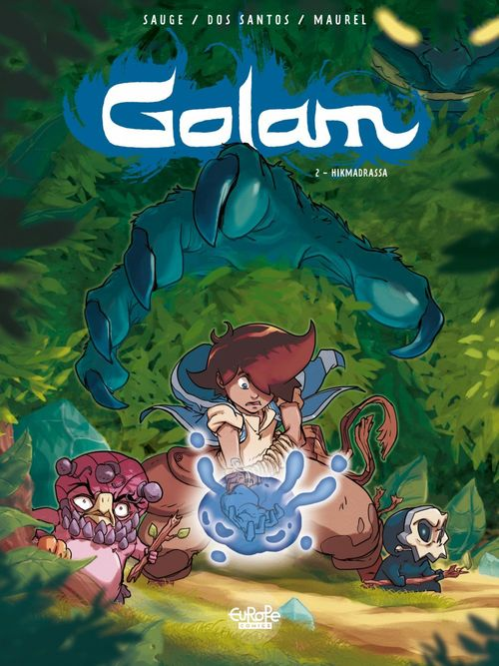 Golam - Volume 2 - Hikamadrassa