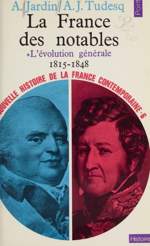 Nouvelle histoire de la France contemporaine (6)