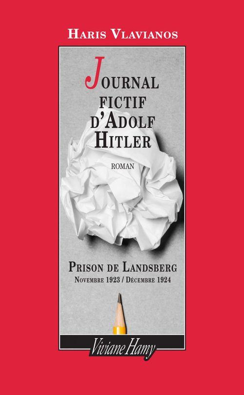 Journal fictif d'Adolf Hitler