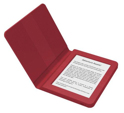 Bookeen Saga rouge