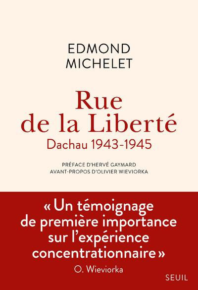 RUE DE LA LIBERTE  -  DACHAU 1943-1945