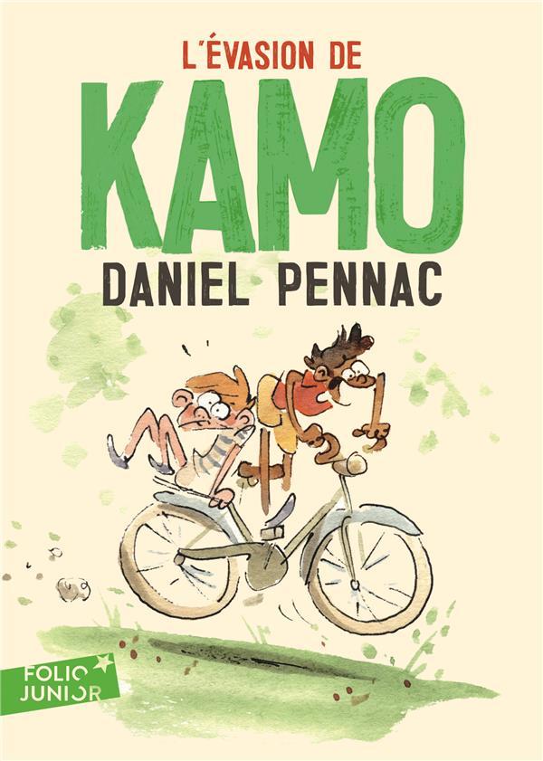 Kamo T.4 ; l'évasion de Kamo