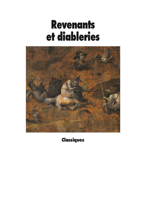 Revenants et diableries