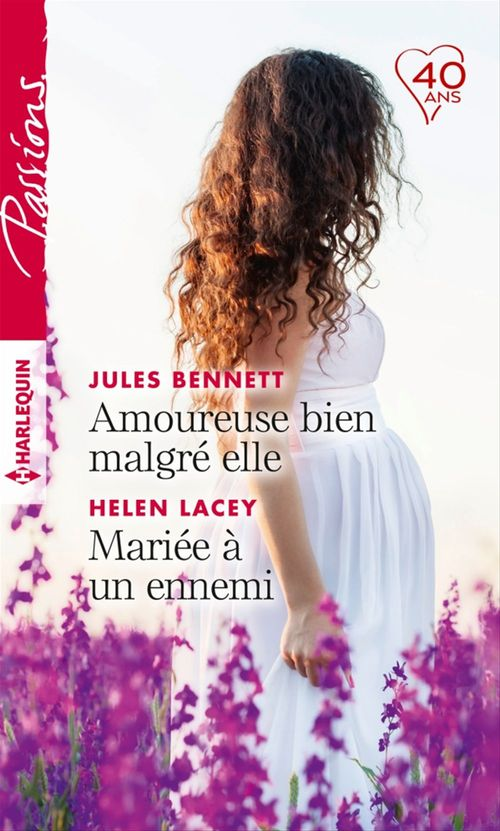 Vente Livre Numérique : Amoureuse bien malgré elle - Mariée à un ennemi  - Jules Bennett  - Helen Lacey