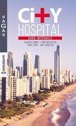 Vente Livre Numérique : City Hospital  - Amy Andrews - Fiona Lowe - Fiona McArthur - Marion Lennox