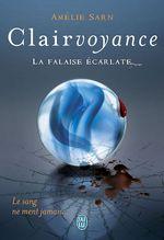 Vente EBooks : Clairvoyance. La falaise écarlate  - Amélie SARN