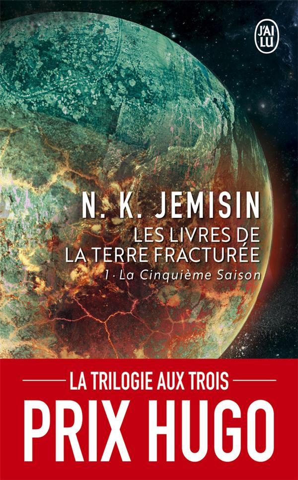 Les Livres De La Terre Fracturee T.1 ; La Cinquieme Saison