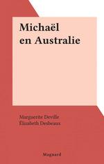 Vente Livre Numérique : Michaël en Australie  - Marguerite Deville