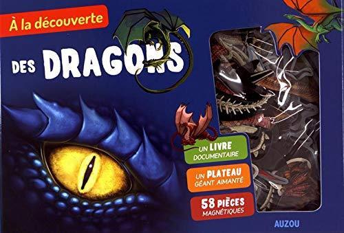 A LA DECOUVERTE DES DRAGONS