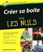 Vente Livre Numérique : Créer sa boîte Pour les Nuls  - Laurence De Percin