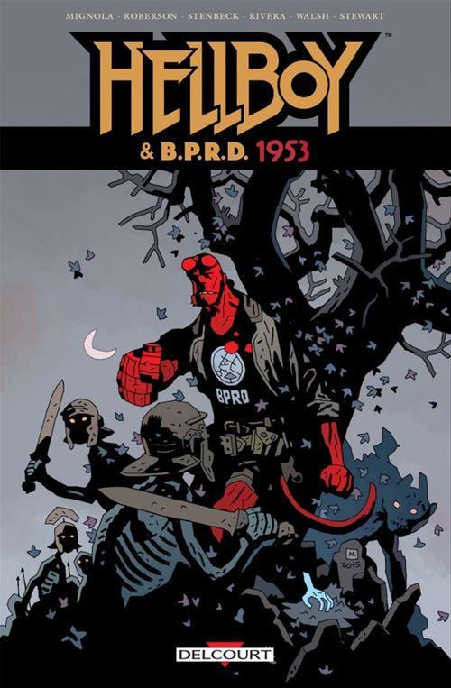 Hellboy & B.P.R.D. T.2 ; 1953