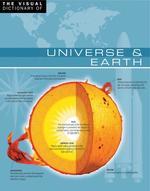 Vente Livre Numérique : The Visual Dictionary of Universe & Earth  - Ariane Archambault - Jean-Claude Corbeil