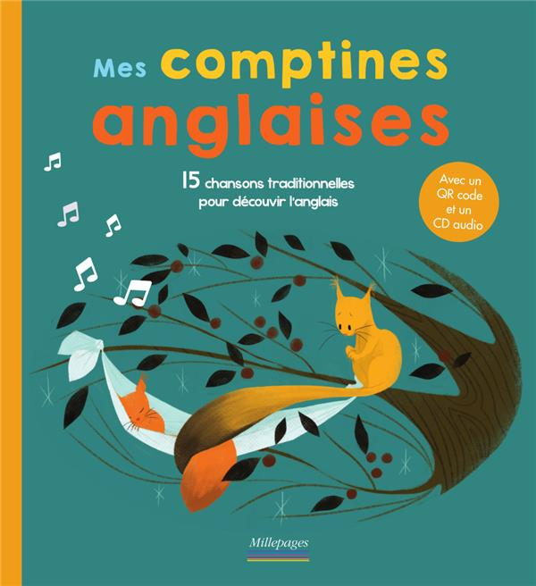 MES COMPTINES ANGLAISES