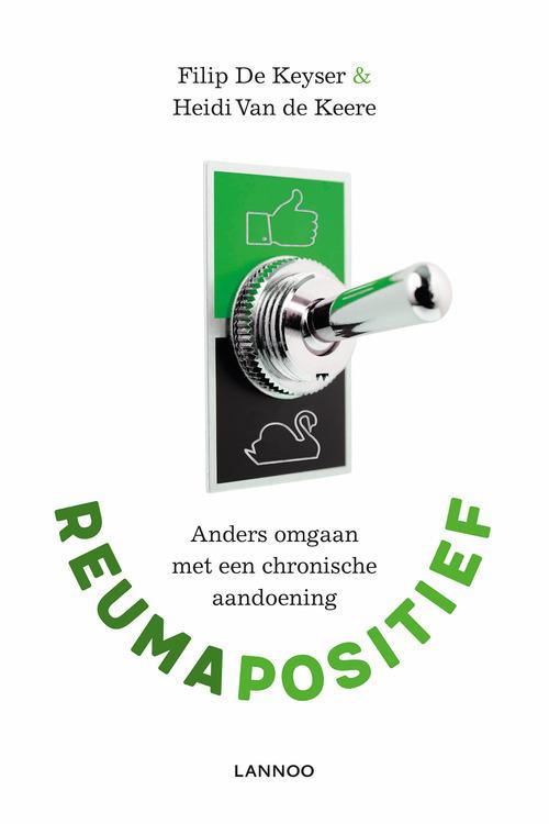 Reumapositief - Filip de Keyser, Heidi van de Keere - ebook