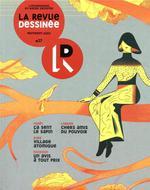 Couverture de Revue Dessinee - T27 - La Revue Dessinee N 27