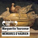Vente AudioBook : Mémoires d'Hadrien