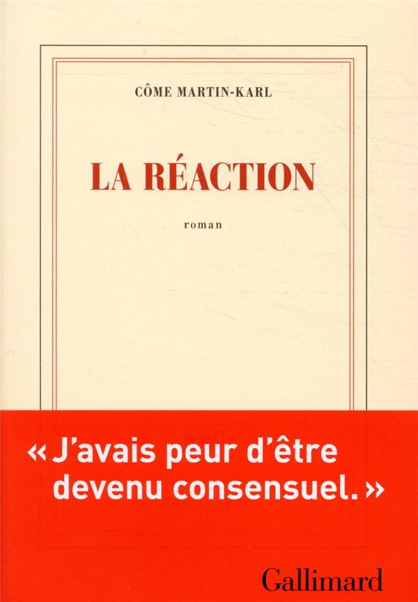 La réaction