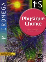 Couverture de Micromega ; physique-chimie ; 1ère s ; manuel de l'élève (édition 2011)