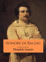Vente Livre Numérique : Honoré de Balzac  - Théophile Gautier