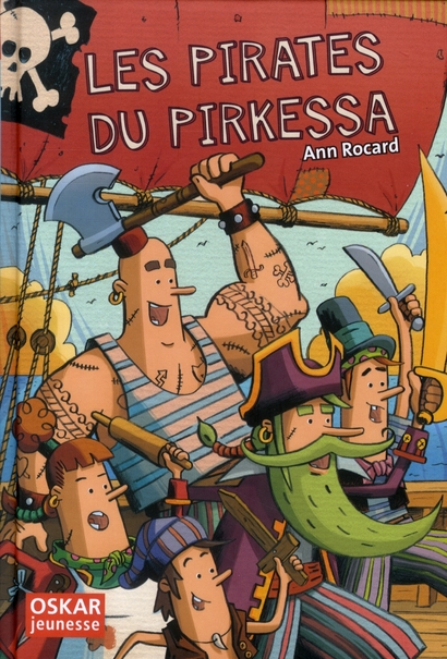 Les pirates du Pirkessa
