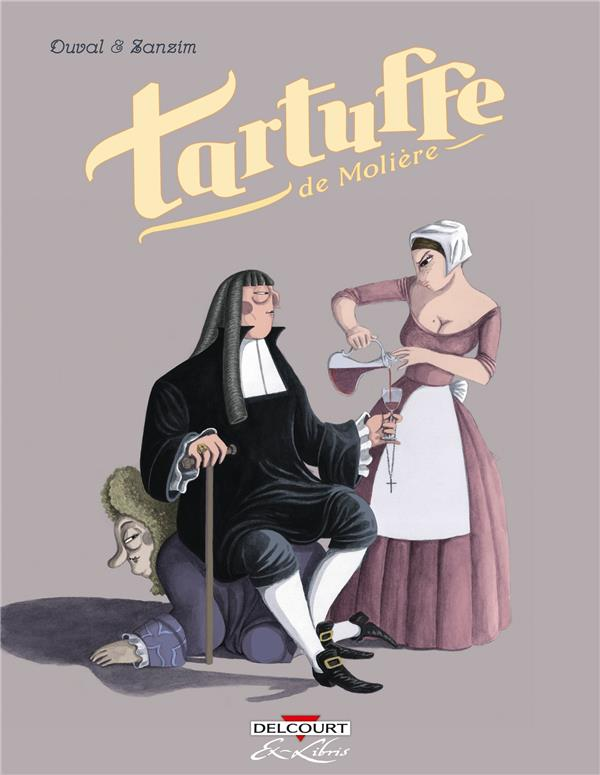 Tartuffe ; Intégrale t.1 à t.3