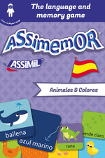 Vente Livre Numérique : Assimemor - My First Spanish Words: Animales y Colores  - Jean-Sébastien Deheeger - Céladon