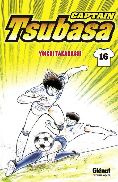 Captain Tsubasa t.16
