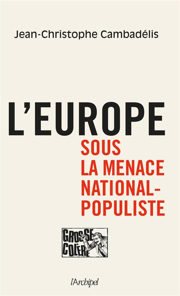 l'Europe sous la menace national-populiste
